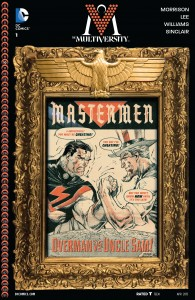 The Multiversity - Mastermen (2014-) 001-000