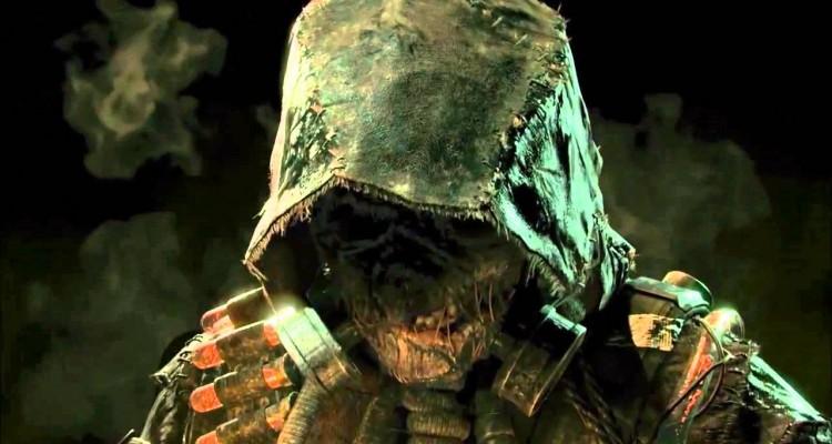 scarecrow arkham