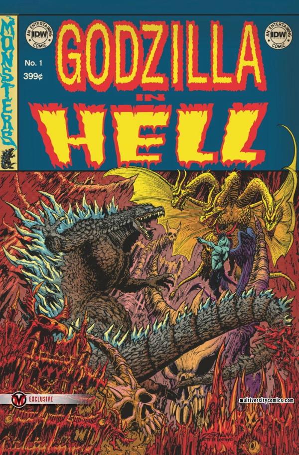 Godzilla-in-Hell-1-Variant-Cover