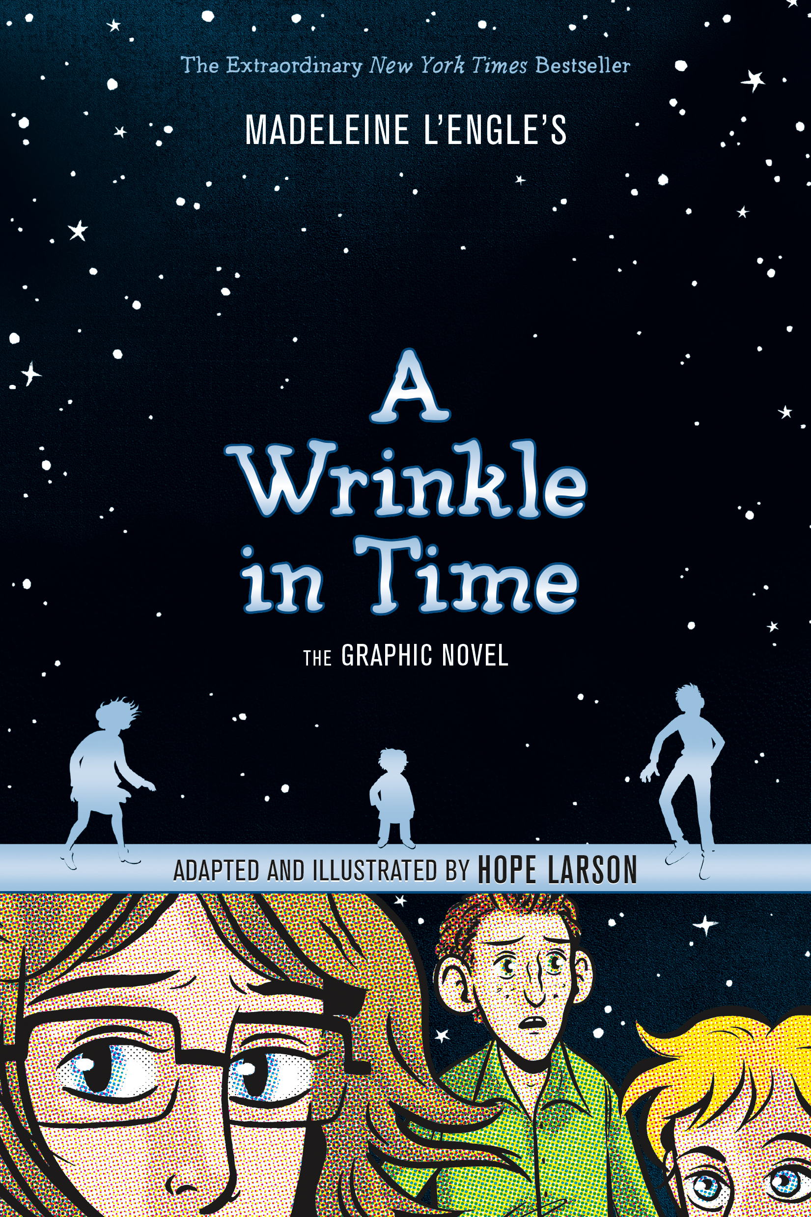 Interview Hope Larson On Adapting A Wrinkle In Time