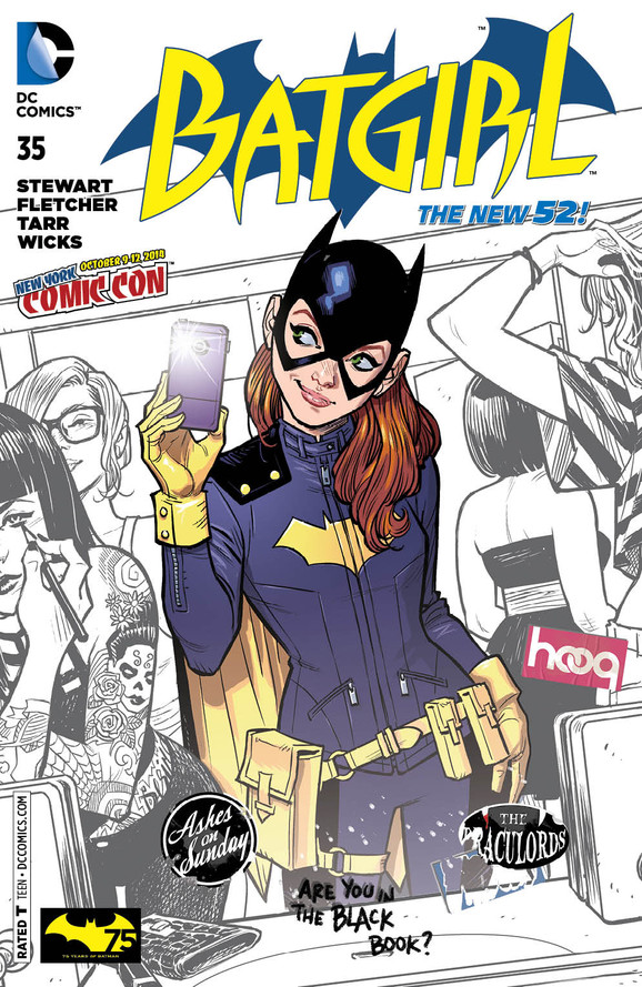 Dc Comics Pulls Controversial Batgirl Variant Cover At The Creative