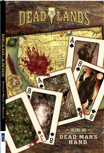 Deadlands TPB Cover