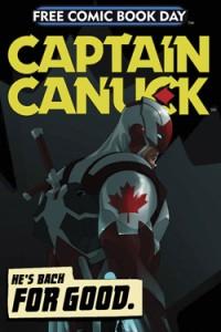 FCBD14 Captain Canuck