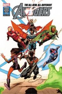 FCBD15 Avengers