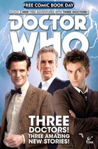FCBD15 Doctor Who