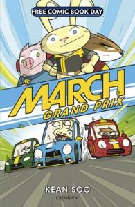 FCBD15 March Grand Prix