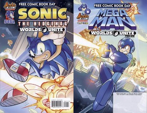 FCBD15 Sonic Megaman