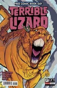 FCBD15 Terrible Lizard