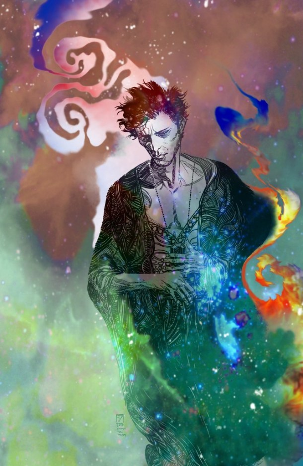 """Morpheus,"" god of Sleep"