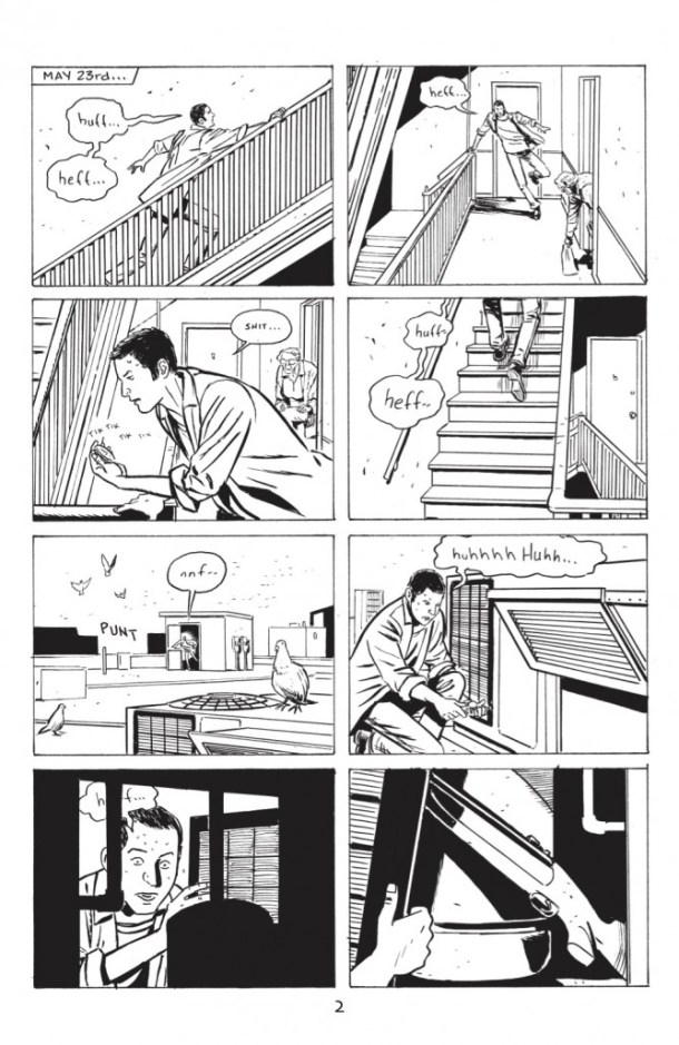 Stray Bullets: S&R #1