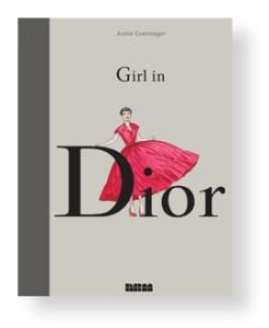 Girl in Dior