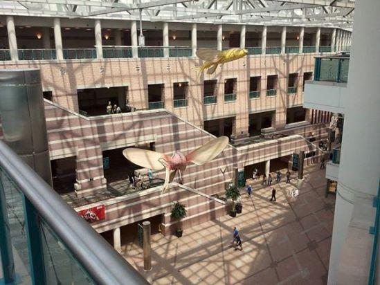 Atlantic City CC atrium