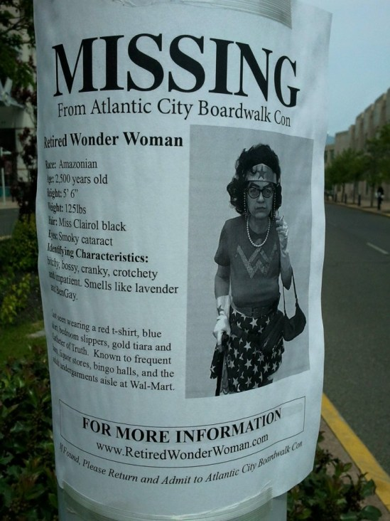 retired wonder woman com