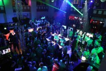 Xbox Fan fest party post briefing