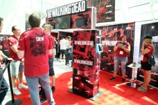 Overkill's The Walking Dead in West Hall Lobby