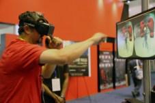 Oculus fighting