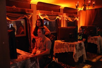Inside Resident Evil Zero demo