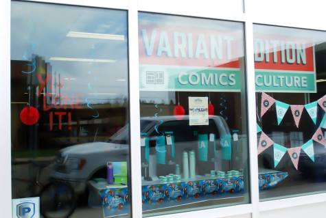 Variant Edition Store Front