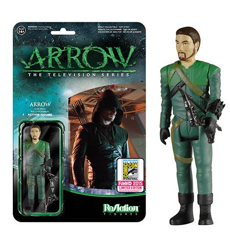 ReAction: Arrow - Arrow Unmasked
