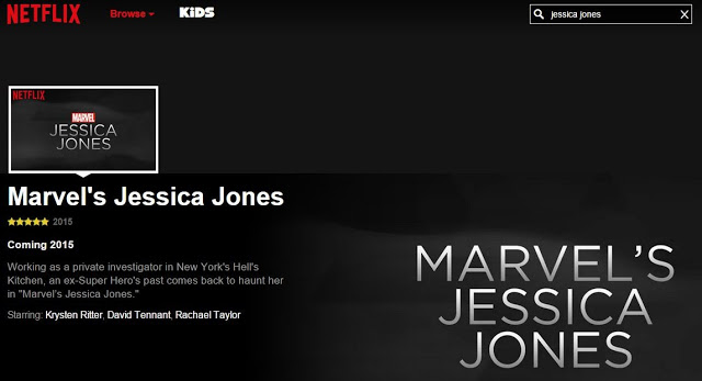 Jessica Jones loses AKA