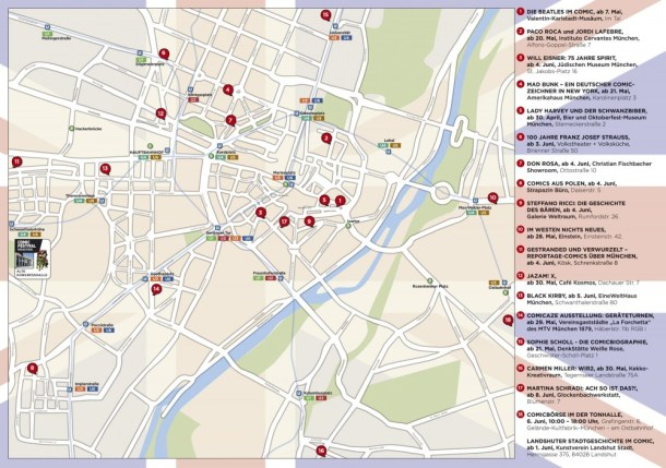 Munich CC 2015 exhibitions