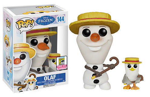 Pop! Disney: Frozen - Barbershop Quartet Olaf