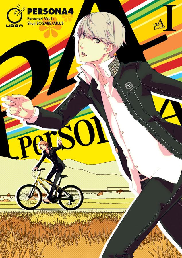 Persona 4 manga
