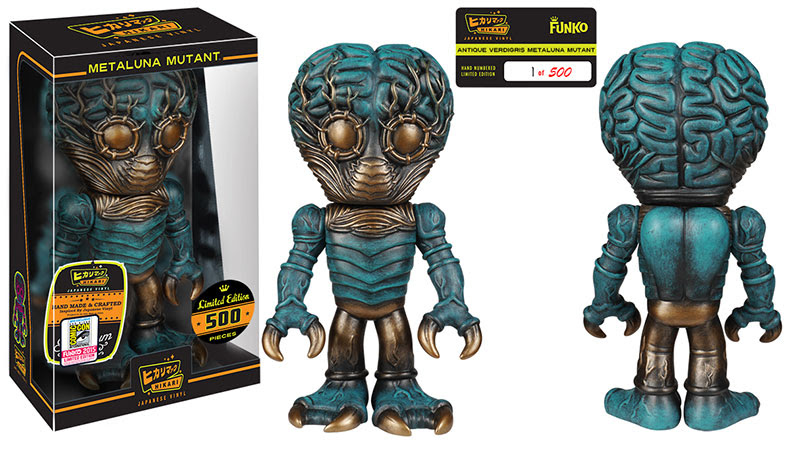 Hikari: Universal Monsters - Antique Verdigris Metaluna Mutant