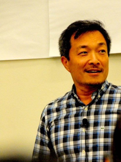 Co-Publisher of DC Comics Jim Lee