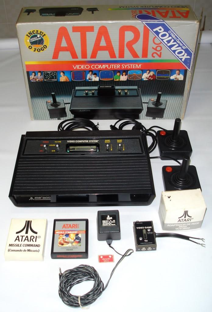 Atari - Atari Console