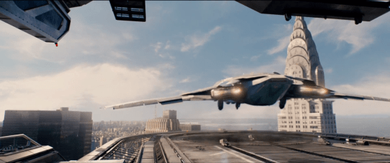 "Sticking your primary antagonist in an airplane FLYING AWAY from the climactic battle is a dick move, Marvel. Also the ""Hulk makes the villain a ragdoll"" gag is played out."