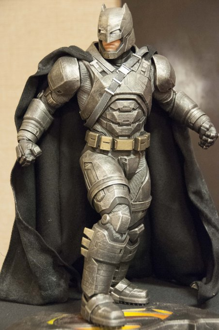 Armored Batman.
