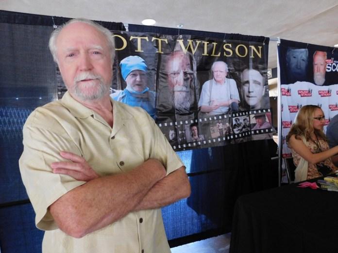 Fans got to spend time with some great Walking Dead alumni such as Hershel himself Scott Wilson