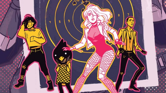 Black Canary #2 (on sale 7/15)