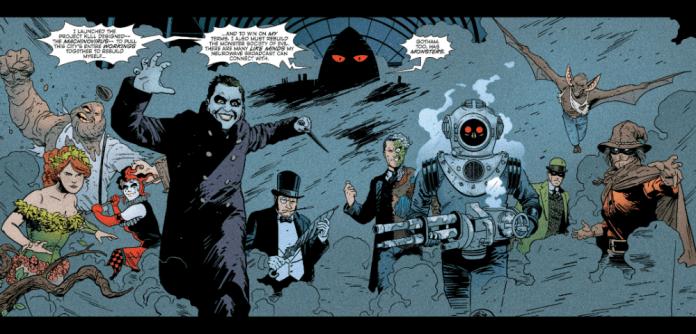 Gotham by Gaslight bad guys