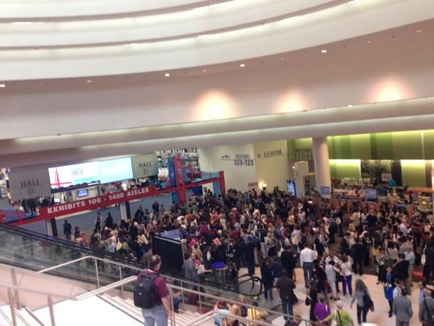ALAAC Crowd