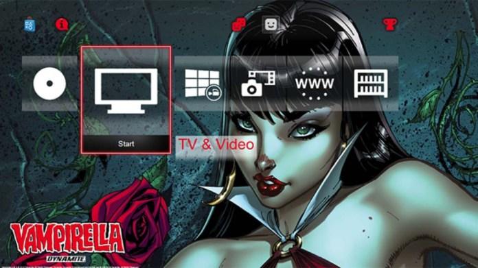 PS4-Vampirella