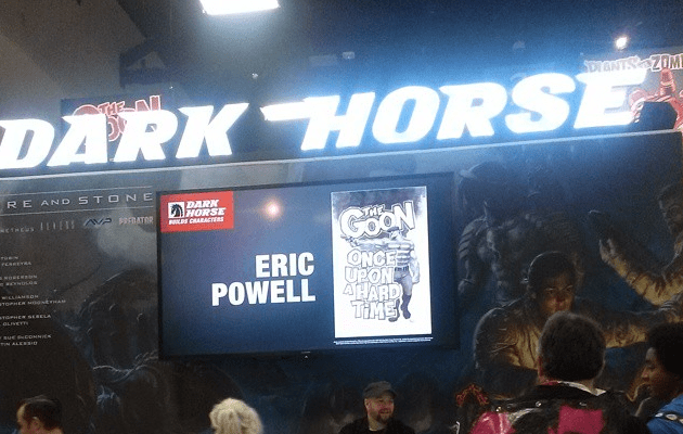 SDCC'15: Invite Goon creator Eric Powell to your 4th of July parties!