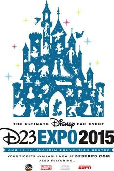 d23 2015 poster