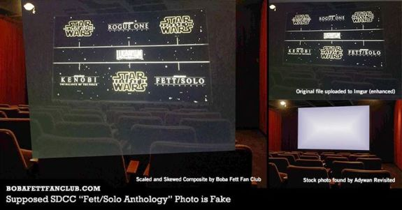fake star wars