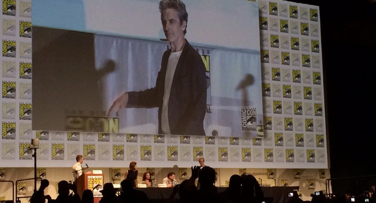 SDCC '15: Lego Doctor Who and a September 19th season 9 release date among highlights from Doctor Who panel