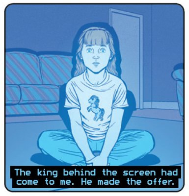 King Behind the Screen