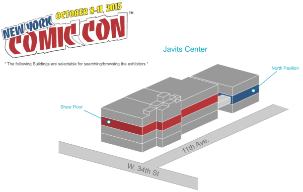 NYCC 15 map your show