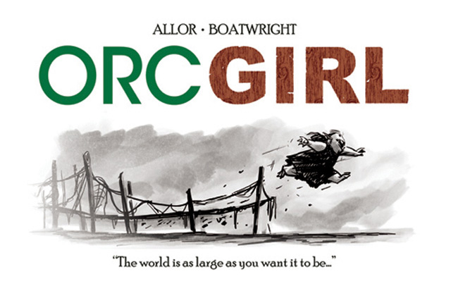 OrcGirlCover1