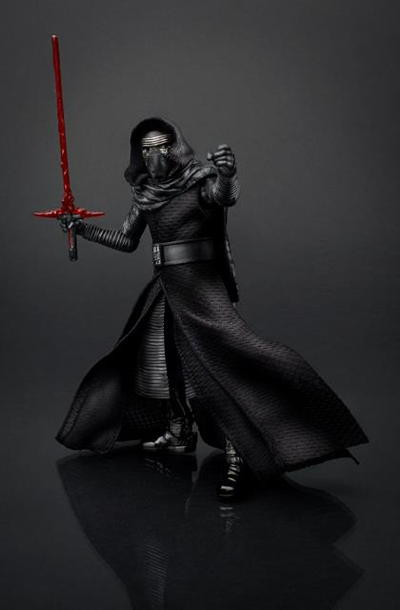 STAR WARS BLACK SERIES 6IN_Kylo Ren