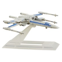 STAR WARS BLACK SERIES TITANIUM SERIES Vehicle_Resistance X Wing