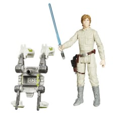STAR WARS TFA BUILD-A-WEAPON 3.75IN_Luke