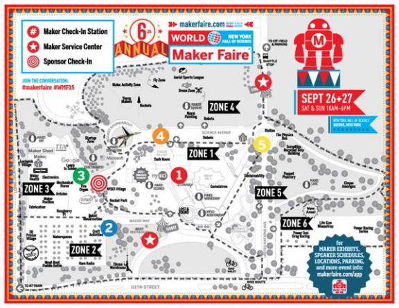maker faire nyc