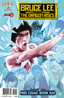 DARBY POP - BRUCE LEE FCBD 2016
