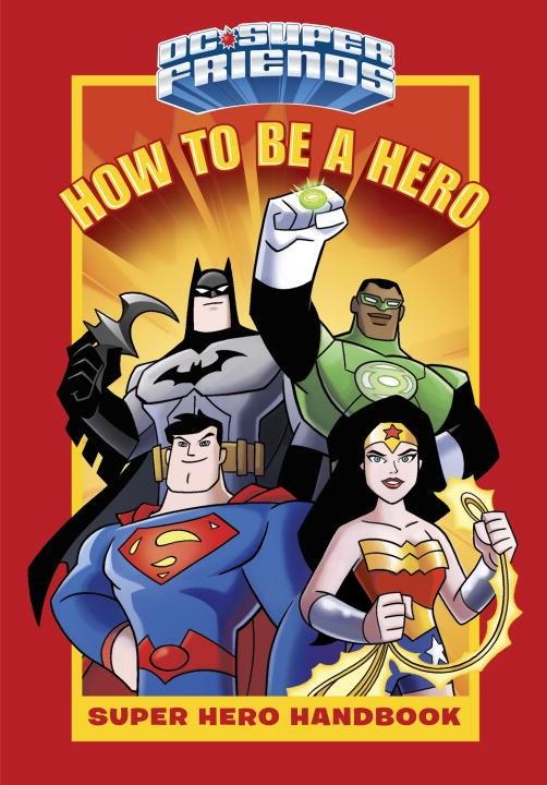 DC Super Friends handbook